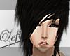 R% Black|Emo|Hair