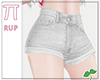  Pi  Grey Shorts