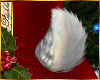 I~Reindeer Tail*Silver