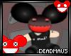 /5/ Evilmau5 Plush *X*