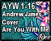 Cover: Are You With Me