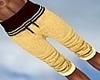 Mustard 3/4 Cargos