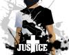 JUSTICE™ † Tee Black