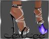 JSW Vetra Heels Silver