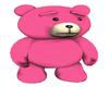 (L) Pink Bear