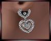 Dp Heart Earrings