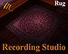 [M] Rec Studio Rug
