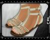[c] Bree Sandals White