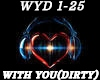 WITH YOU(DIRTY) [sr]