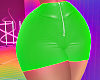 ! XXL DRV Shorts Lime