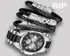 R. Watch + brace