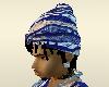 blue coogi beanie