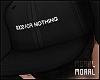 Gud 4 Nothin Black Cap