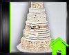 ! 5 TIER WEDDING CAKE