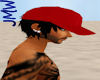 JMW ~ Baseball Cap Red