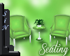 Sin*GreenEnvy Seating 1