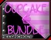 Pink Cupcake Bundle