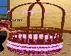 Sparkle Round Crib