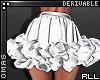 0 | Ruffle Skirt RLL Drv