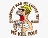 [JD] No Coffee Male