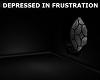Depressed in Frustration