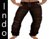 *l* Brown Jeans