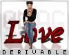 0 | Love Seat | Derive