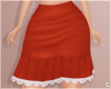 !© Boho Skirt Orange