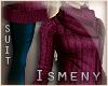 [Is] Cozy Sweater Wine