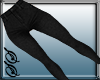 !SS Skinny Jeans Black