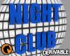 Night Club Base Mesh