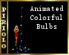 Animated Colorful Bulbs