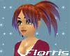 F> BlueChock Momoko Hair