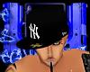 Black NY Cap V7