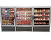 RETAIL MEAT COOLER