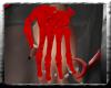 (RR) Red Bone Hand L