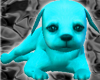 [AM]Cute Turquoise Dog