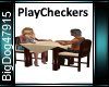 [BD]PlayCheckers