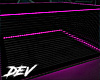 !D Pink Neon Glow Table