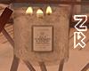 *Z Voluspa Candle GP&H