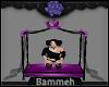 Dark Princess Bed