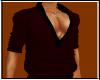 Mens Red Mussel shirt