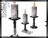 (D)Gothic Candles