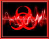 Biohazard Mesh Sign V2