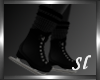(SL) Black Ice Skates