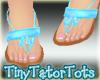 Kids Blue Sandals