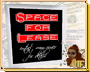 ^cf Space For Lease Sign