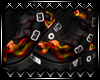 !F NewRock Flame Skull