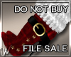 *W* Noel File Sale Boots