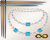 [CFD]Blue Sky Necklace